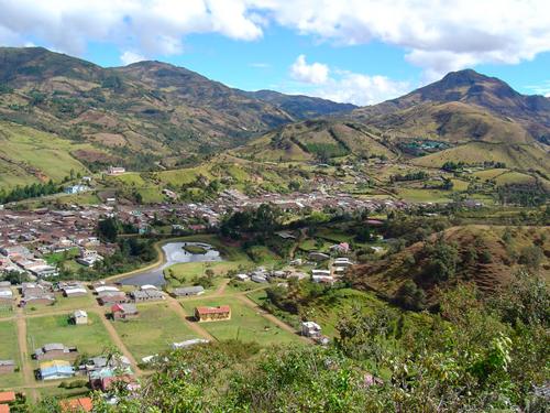 En el Cauca se dan las mismas presiones de otras latitudes