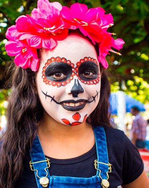 Familias quilichagüeñas celebraron el día Halloween