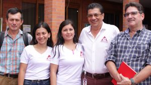 Funcionarios del Comité de Cafeteros del Cauca cosecharon salud