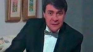 Hace 40 años Jairo Alonso presentó el primer comercial a color