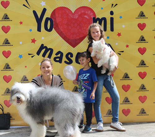 II Festival de Mascotas Comfacauca un espacio de conciencia y bienestar animal