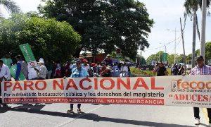 INCONFORMIDAD TOTAL… PARO NACIONAL
