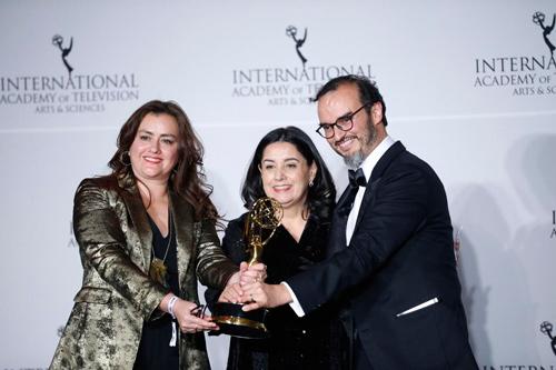 La reina del Flow gana Emmy Internacional para Colombia