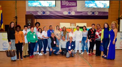 Liderazgos LGTBI del Cauca se fortalecen