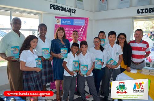 Más educación para el desarrollo del municipio