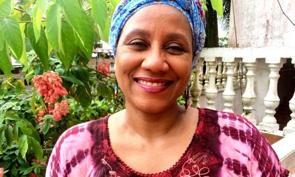Eliana Sofía Angulo, directora territorial Buenaventura / Guapi de la CEV