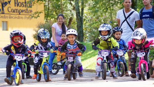 Mucha adrenalina en la segunda válida de ciclismo infantil Comfacauca