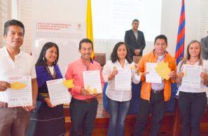 Pacto por la transparencia y las buenas prácticas en el Cauca