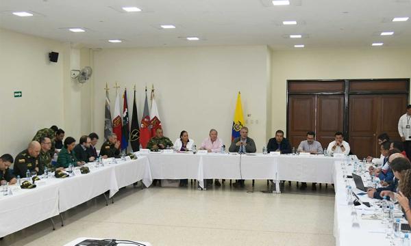 Presidente Duque hoy otra vez en el Cauca