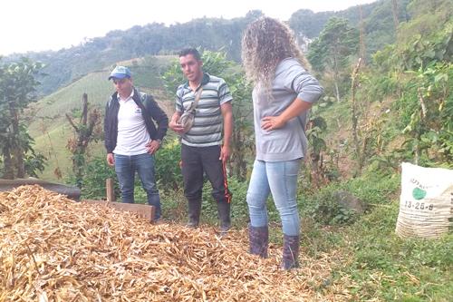 Productores con conciencia ambiental en la preservación del suelo