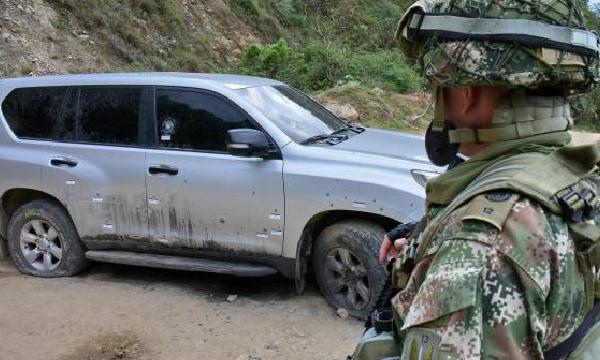 Regresó el conflicto armado al norte del Cauca