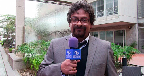 Ricardo Vesga: actorazo