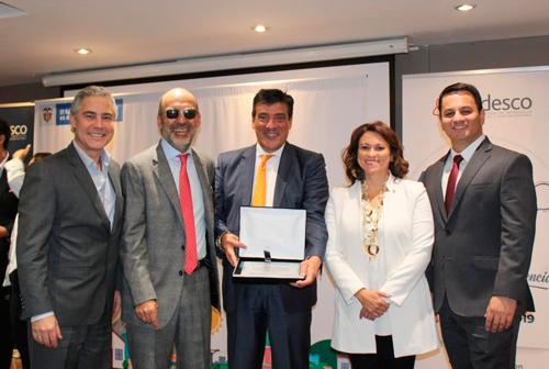 Superservicios entregó reconocimiento a CEO