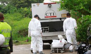 Triple homicidio en el municipio de Morales