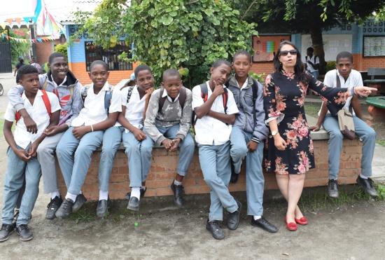 Zonas de Orientación Escolar previenen deserción escolar en Guachené.