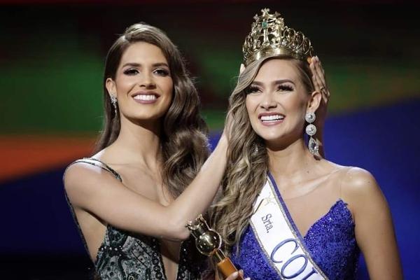 María Fernanda Aristizábal, candidata del Quindío, se convirtió en la reina de la celebración del bicentenario en esta edición del Concurso Nacional de la Belleza.