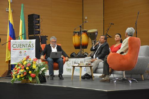 Óscar Campo deja huella en la construcción de un Territorio de Paz