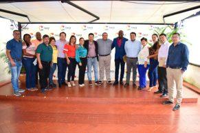 Óscar Campo destacó labor de gerentes de las ESE del Cauca