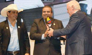 Oscar Campo es el mejor Gobernador de Colombia