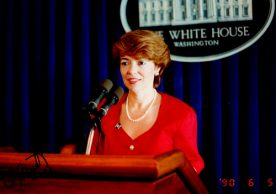 Athala Morris, entre la diplomacia y las corresponsalías