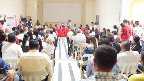 Lucy Amparo alerta sobre inconsistencias en empalme con Álvaro Mendoza