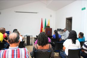 CECAU y diferentes instituciones se unen por un mejor Cauca