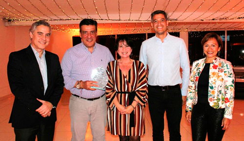 CEO recibe reconocimiento como fuente de empleo en la región