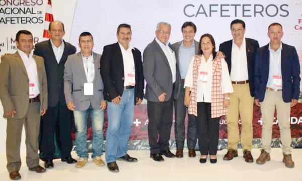 Cauca en Congreso de Cafeteros
