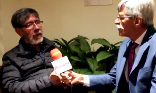 Charla con Germán Rey Beltrán