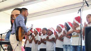 Comfacauca da la bienvenida a la Navidad con el Festival de Villancicos