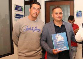 Comfacauca dio reconocimiento al grupo de motociclistas GBR Popayán