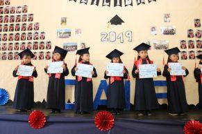 Comfacauca graduó a 243 niños en educación inicial