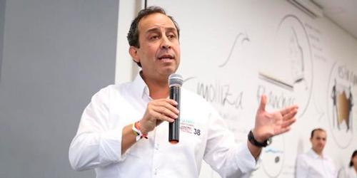 Fabio Aristizábal Ángel, superintendente nacional de Salud