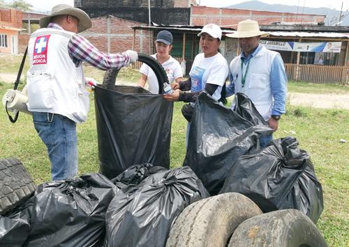 Habitantes del sur y norte del Cauca se previenen del Dengue