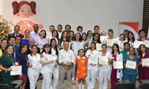 Hospital Susana López de Valencia recibe certificación en IAMII