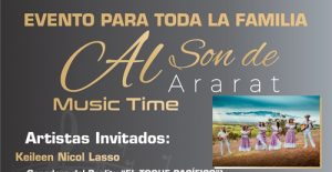 Invitación al Music Time