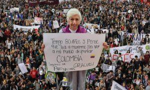 La juventud colombiana en busca del tiempo perdido