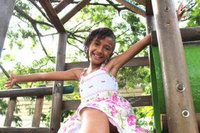 Loren Oriana Duran, una joven promesa del canto