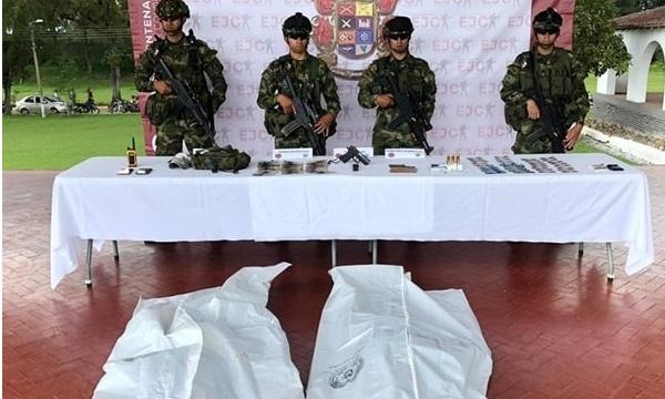 """Murieron dos miembros de la estructura """"Jaime Martínez"""" en Morales"""