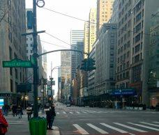 Nueva York, la ciudad donde no paran los sueños