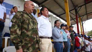 Olimpiadas por la paz en el norte del Cauca