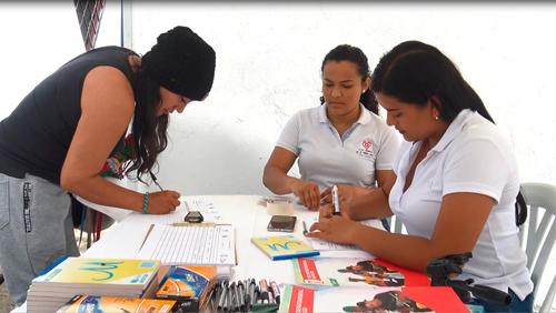 Primer Foro Departamental de Salud en El Tambo