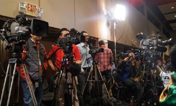 Protección de los medios de comunicación