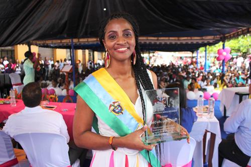 Se posesionó Neyla Yadira Amú Venté en Timbiquí
