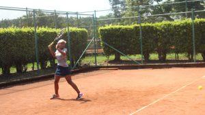 Se realiza torneo de tenis en Santander de Quilichao