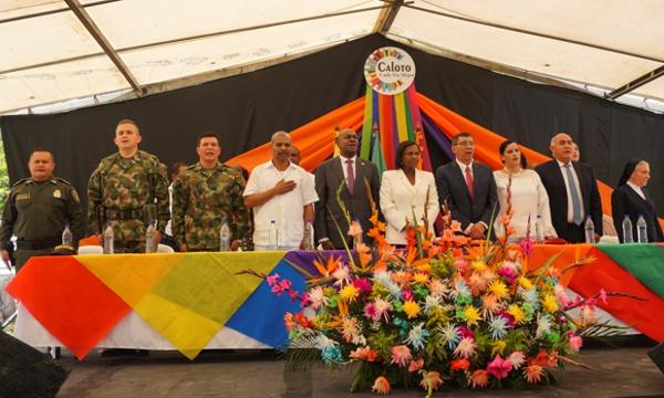 Se posesionó Gonzalo Ramírez como alcalde de Caloto