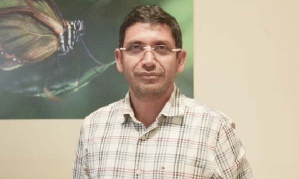 Yesid González reelegido como director de la CRC