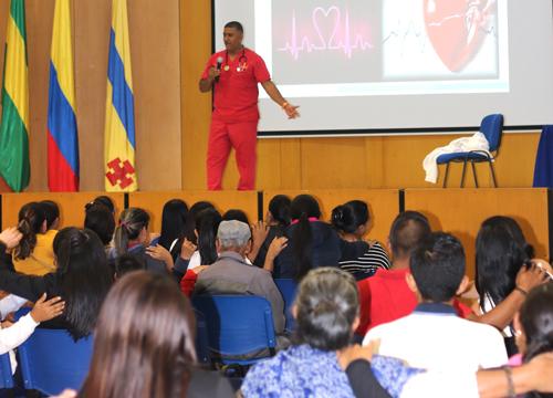 'Una vida sin estrés' nueva conferencia para afiliados