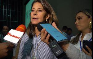 """""""No es cierto que Colombia es el país más corrupto del mundo"""": Vicepresidenta Ramírez"""