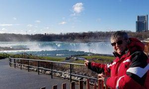 30 millones de turistas tras la mejor foto en las cataratas del Niágara